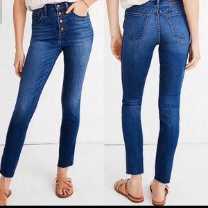 BNWT Madewell jeans
